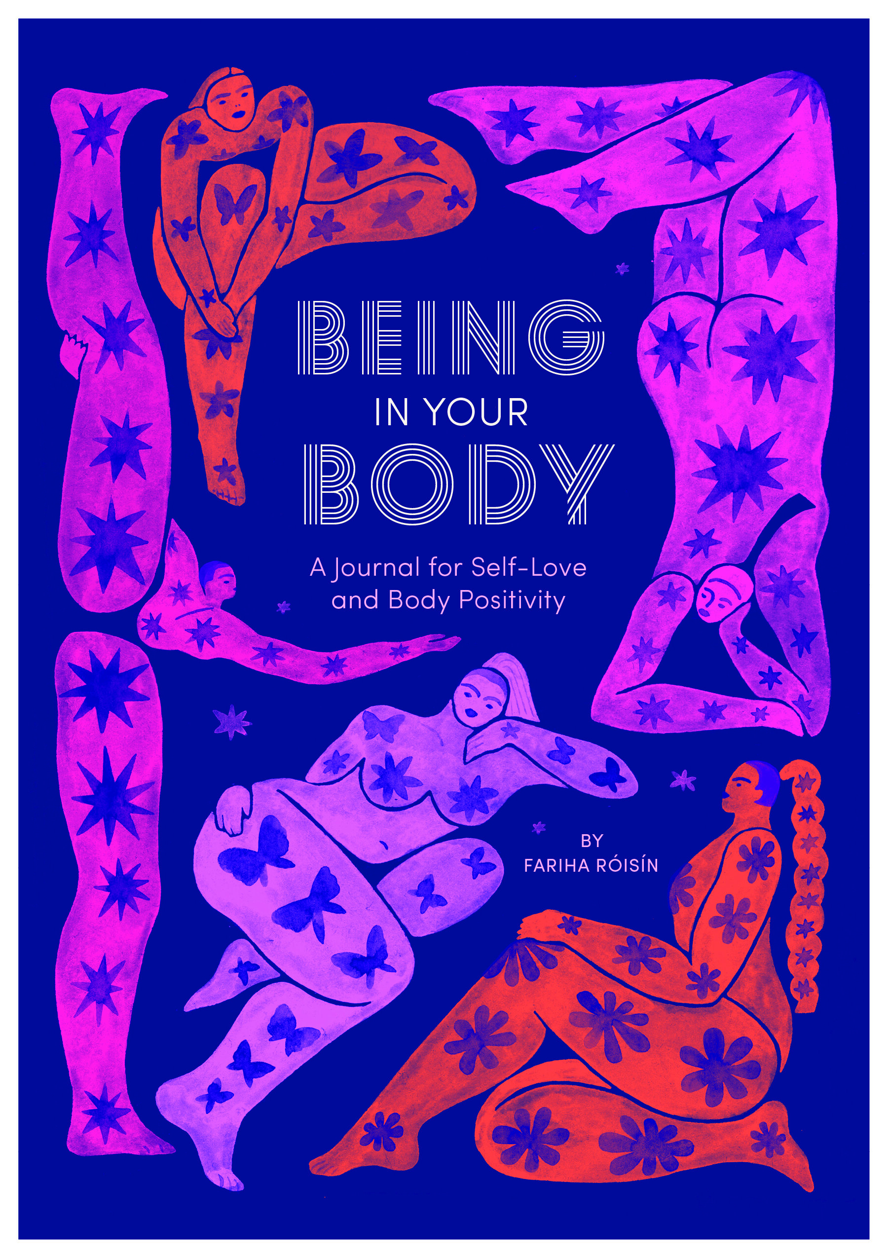 - Being In Your Body (Abrams, 2019) is a journal for women, femmes and non-binary folks to work through body dysmorphia.We rarely talk about the impact of bodies on the mind—and therefore every facet of day to day life. When you can't love yourself it affects everything.This journal is a conversation starter on how to talk about what ails us only with our bodies so that we can start (finally, collectively) moving towards self love and acceptance on a holistic global level.Buy it here.