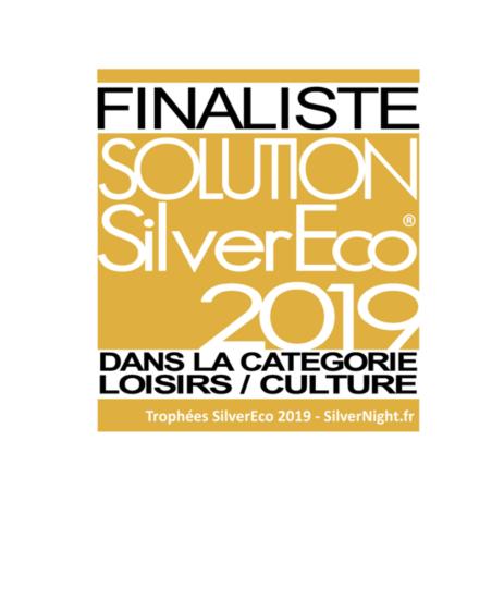 Connect'Age nominé pour les trophées de la SilverEco 2019 dans la rubrique