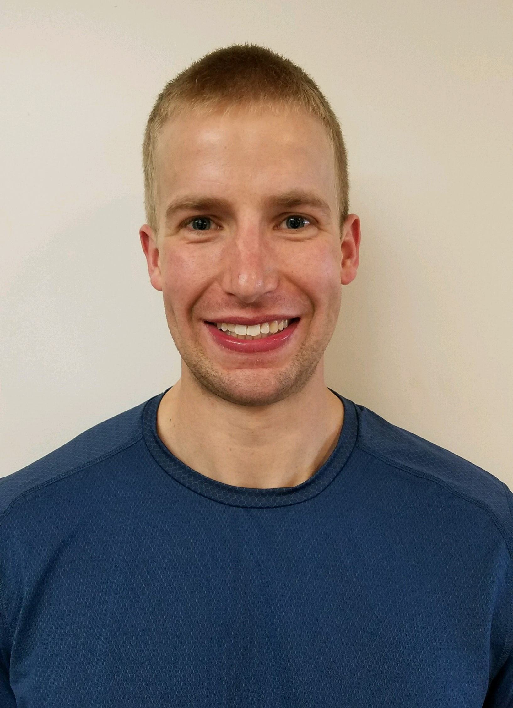 Justin Hesse, AOS in Personal Training, ACE-CPT, PN-1  At ETHOS: Strength & Conditioning Coach, Personal Trainer  Education & Professional: Police Officer, Associates of Occupational Studies in Personal Training, Army National Guard Military Police Sergeant, Precision Nutrition Level 1, Pending Strong First Barbell Certification  Athletic Background: 4 sport HS athlete, Military Police Competitors Challenge (MPCC) National Competition 3rd place  Hobbies: spending quality time with my friends and family, lifting weights, running, snowboarding, motorcycling, playing cards, reading, and listening to music.  Justin's Why: To guide individuals in finding their best self  Quote: Life never gets easier, you just get stronger. It's not a sprint; it's a marathon with no finish line.