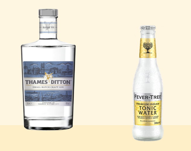 Fever Tree and Thames Ditton Gin banner image.PNG