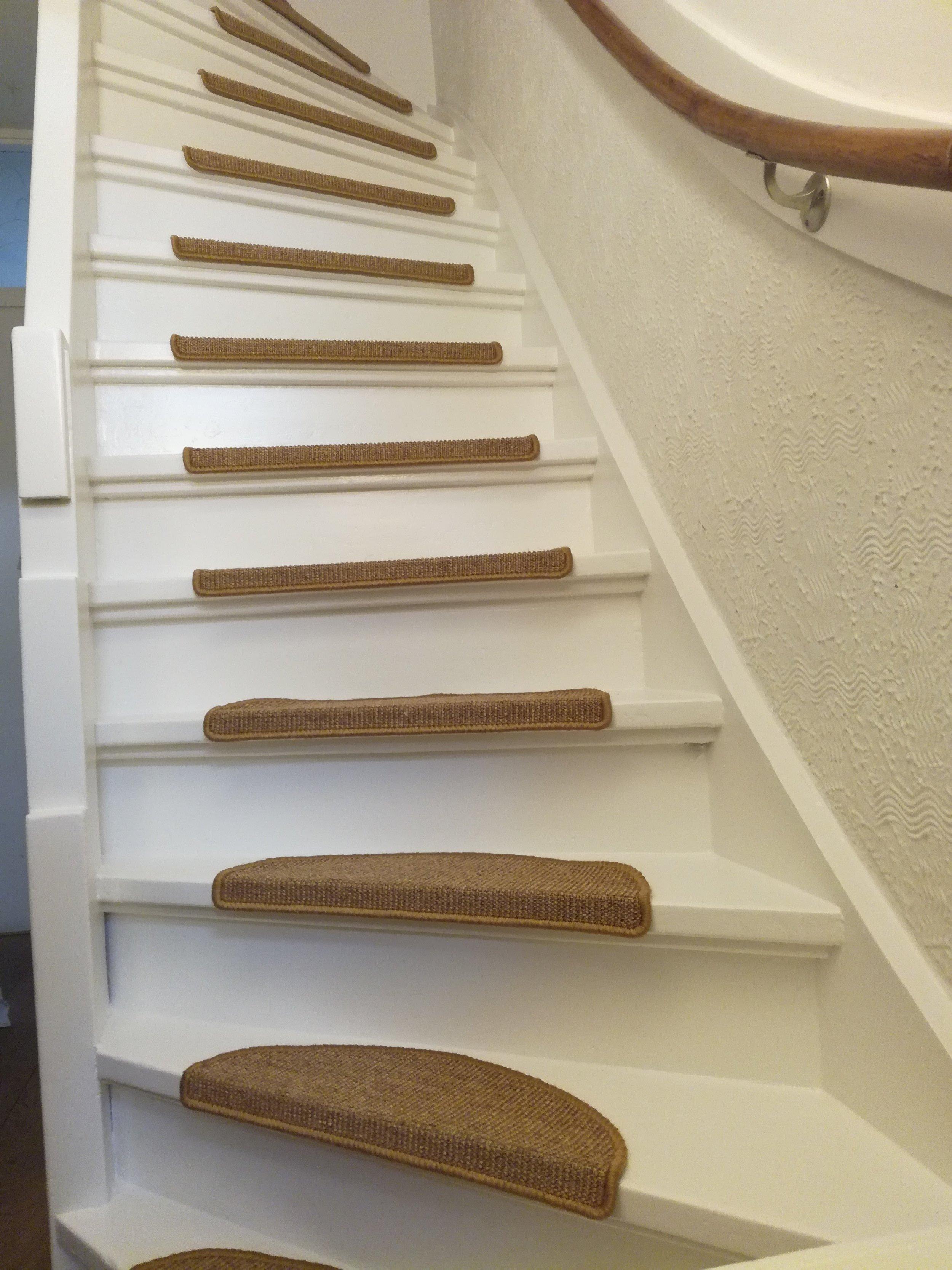 Schilderwerk en trapmaantjes