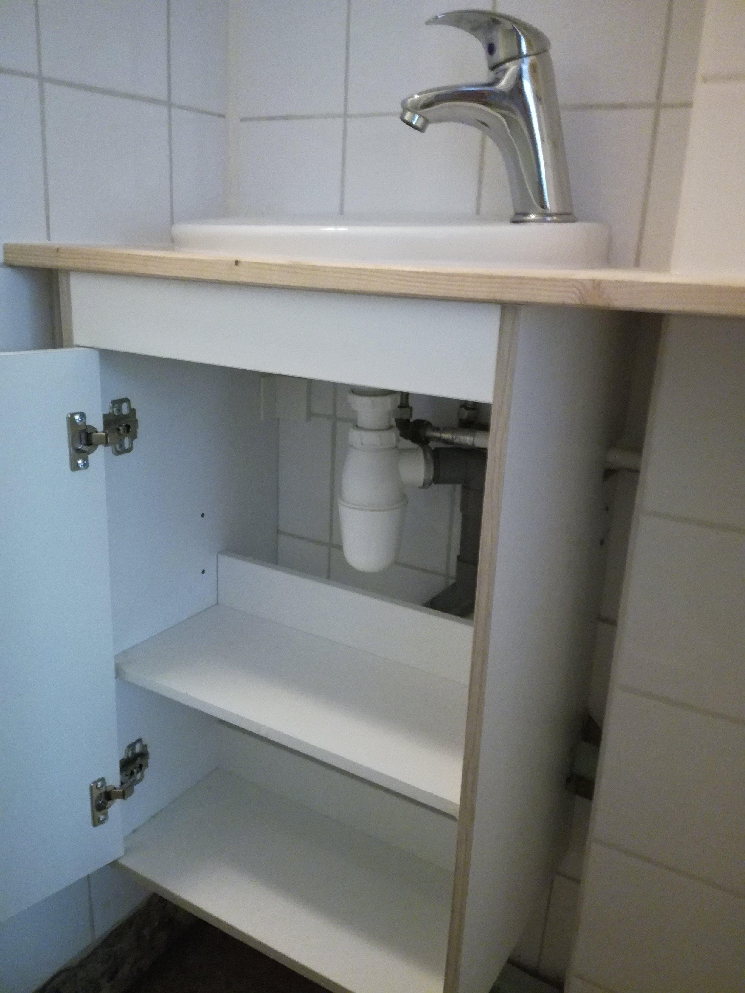 Customized IKEA kastje