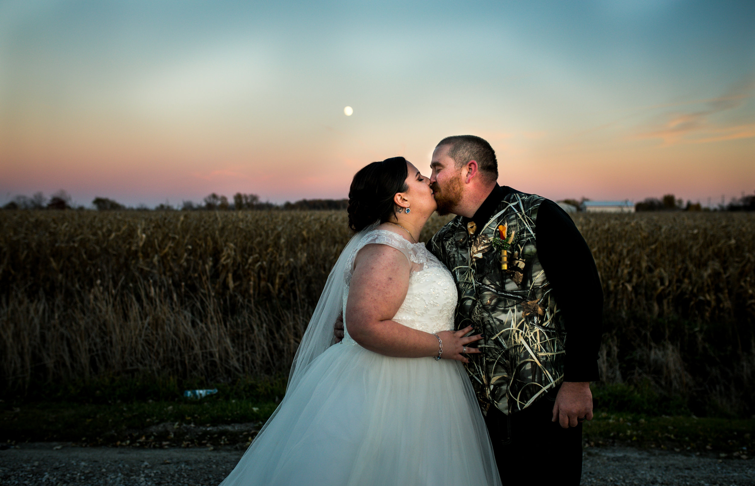 """If anyone is looking for a photographer, Anthony is your guy. So easy to work with and so much talent. Our day was so beautifully captured,"" Amanda & Adam"
