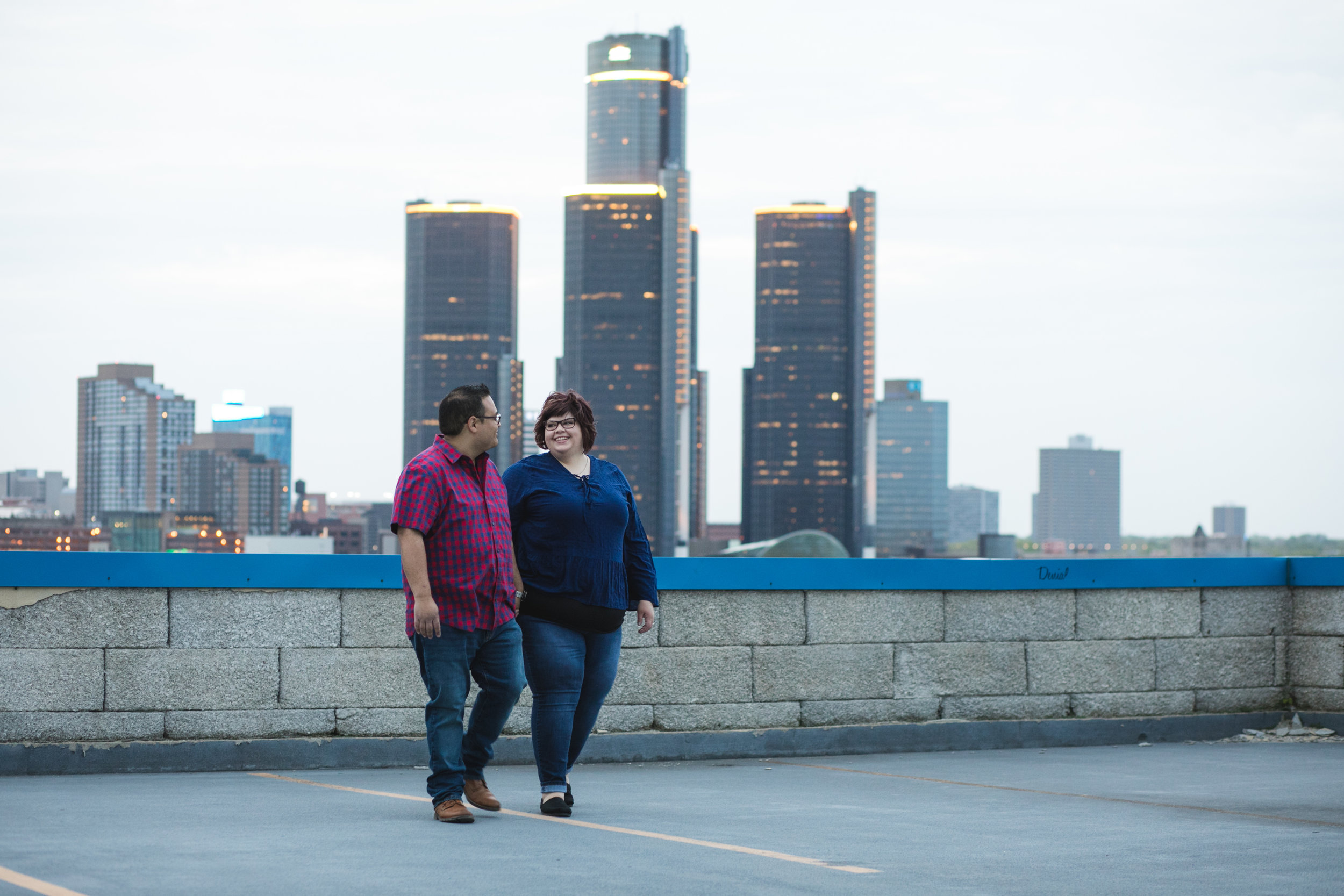 """My fiance & I absolutely love our pictures from our engagement shoot with Anthony! He's the best, we're so excited for Anthony too photograph our wedding. We could't be happier with this shoot."" - Leo Gill"