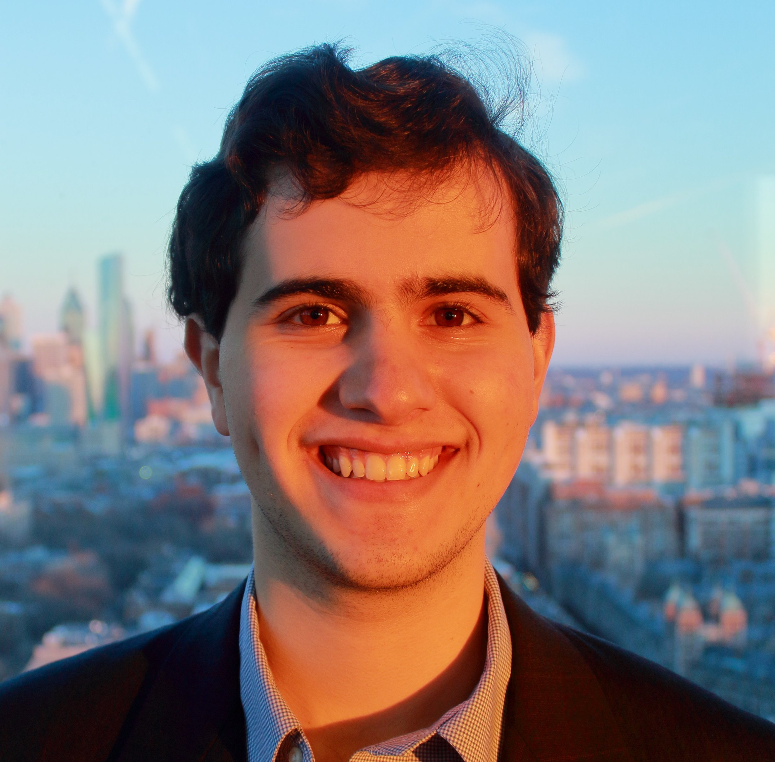 Samuel Kaufmann - Undergraduate ResearcherSophomore, UPennsamka@sas.upenn.edu