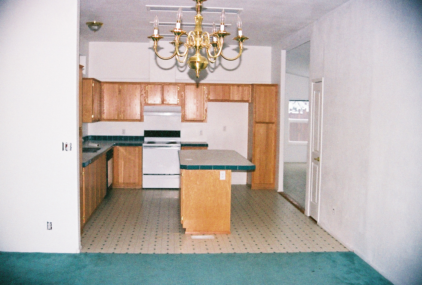 This is how it looked in 2003 when we moved here.