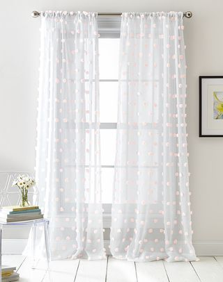 Dotted Swiss Sheers - $39 - 49 per panel