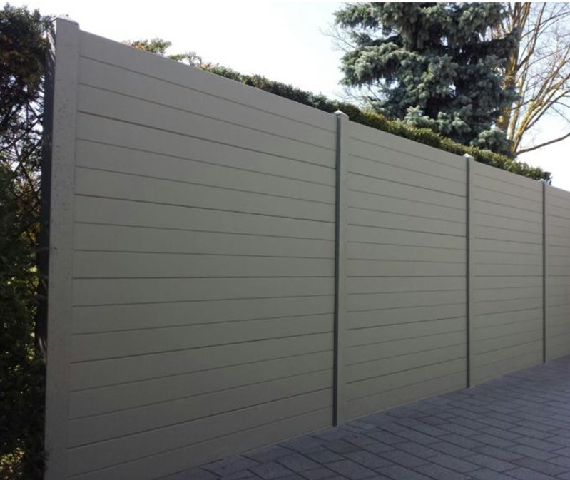 Complete Composite Fence - With matching posts