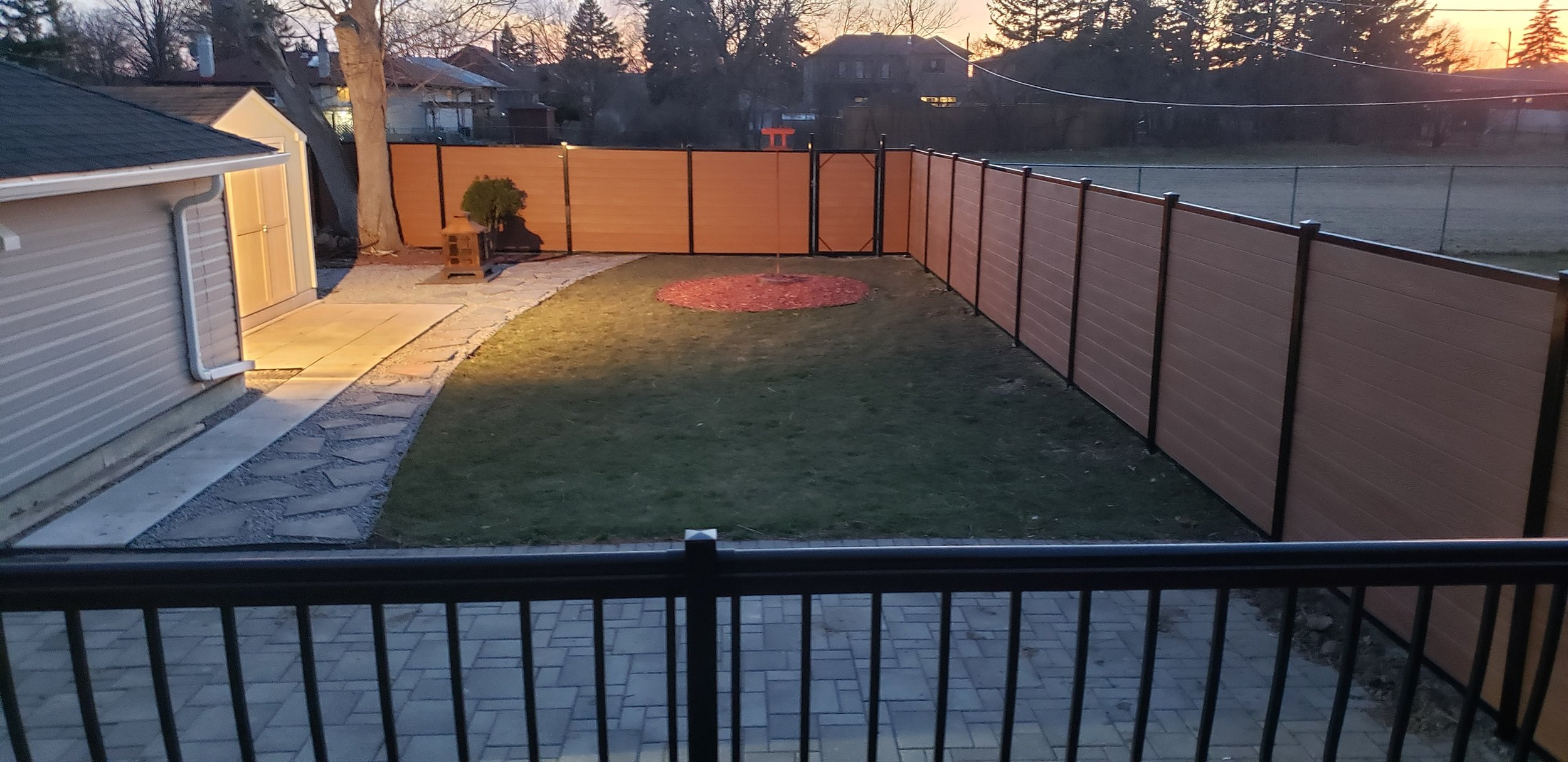 We Supply & Install Canadian Made Composite Decks & Fences. Don't Be Fooled By Slightly Lower Prices On Cheap Imports. You Get What You Pay For. - We Are Proud And Confident In The Fact That We Offer The Highest Quality Composite Decks & Fences In Ontario, Guaranteed! Before You Purchase Your Next Composite Fence Or Deck, You Must Compare Products.