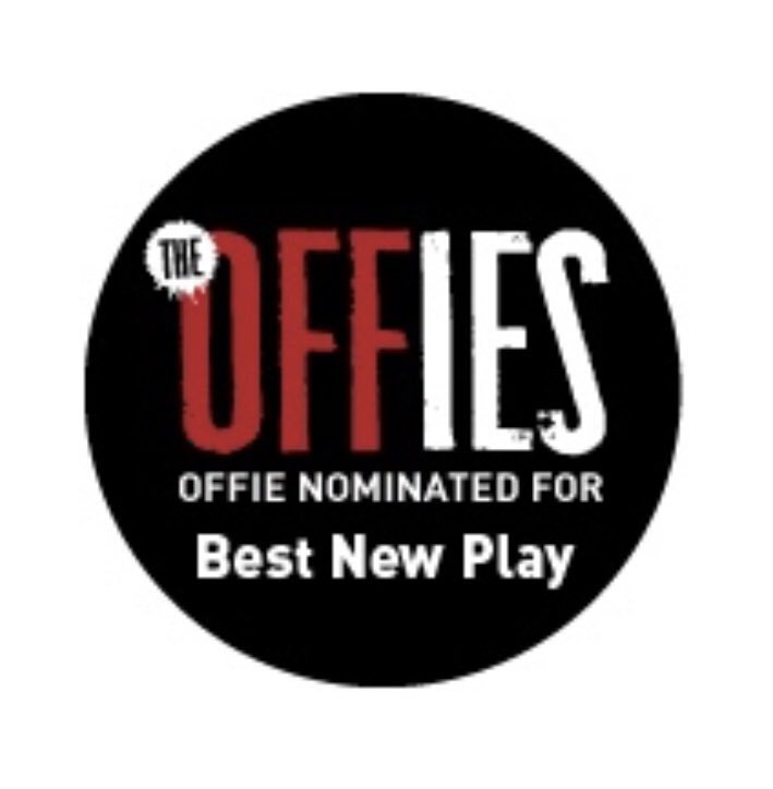 I have been nominated for an off west end award for best new play for banana crabtree simon