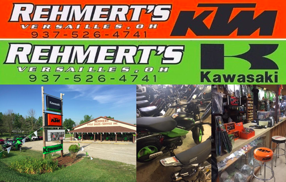 Remhert's Cycle & Sales - Versailles, OHFamily owned and operated since 1966, Remhert strives to make your visit personable and worry free.Remhert offers Sales, Financing, Service, Parts & Accessories for all your motorcycle/moped, ATV and Jet Ski needs.