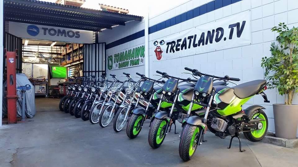 Tomahawk Mopeds - Los Angeles, CA