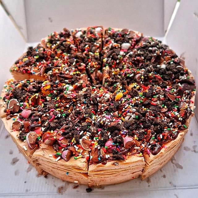 Layers! 🍰 #crepekingslondon 📸 @lifeofjodie