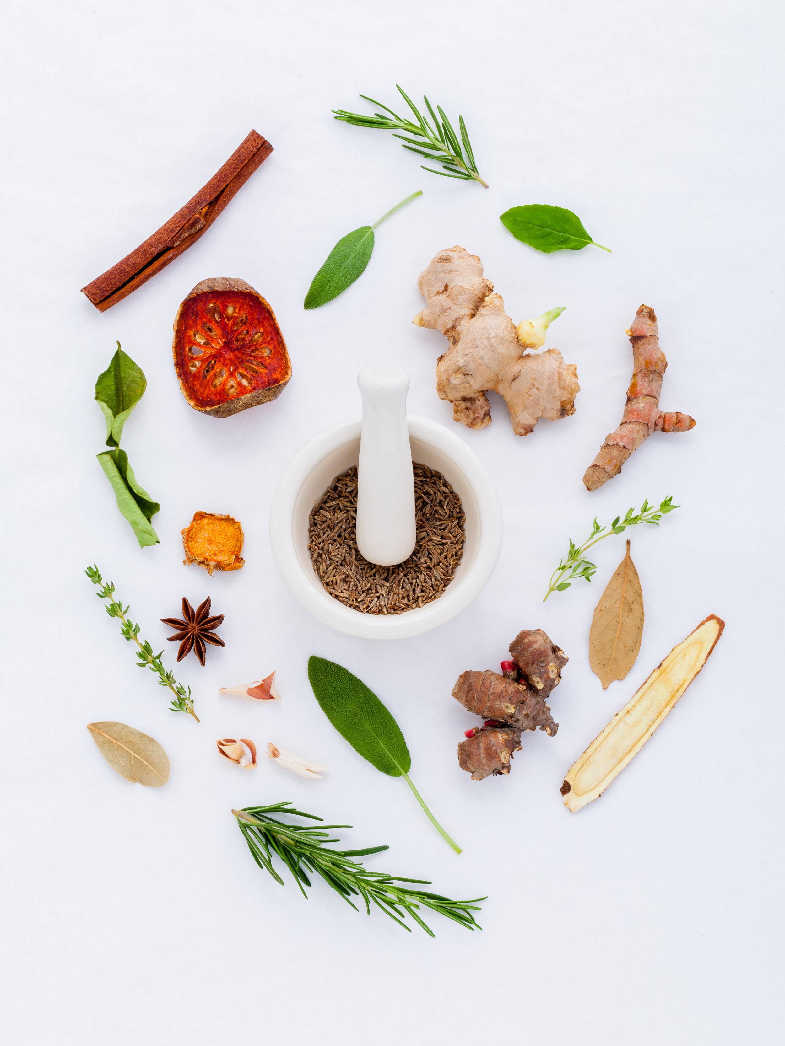 Chinese Healing Diet