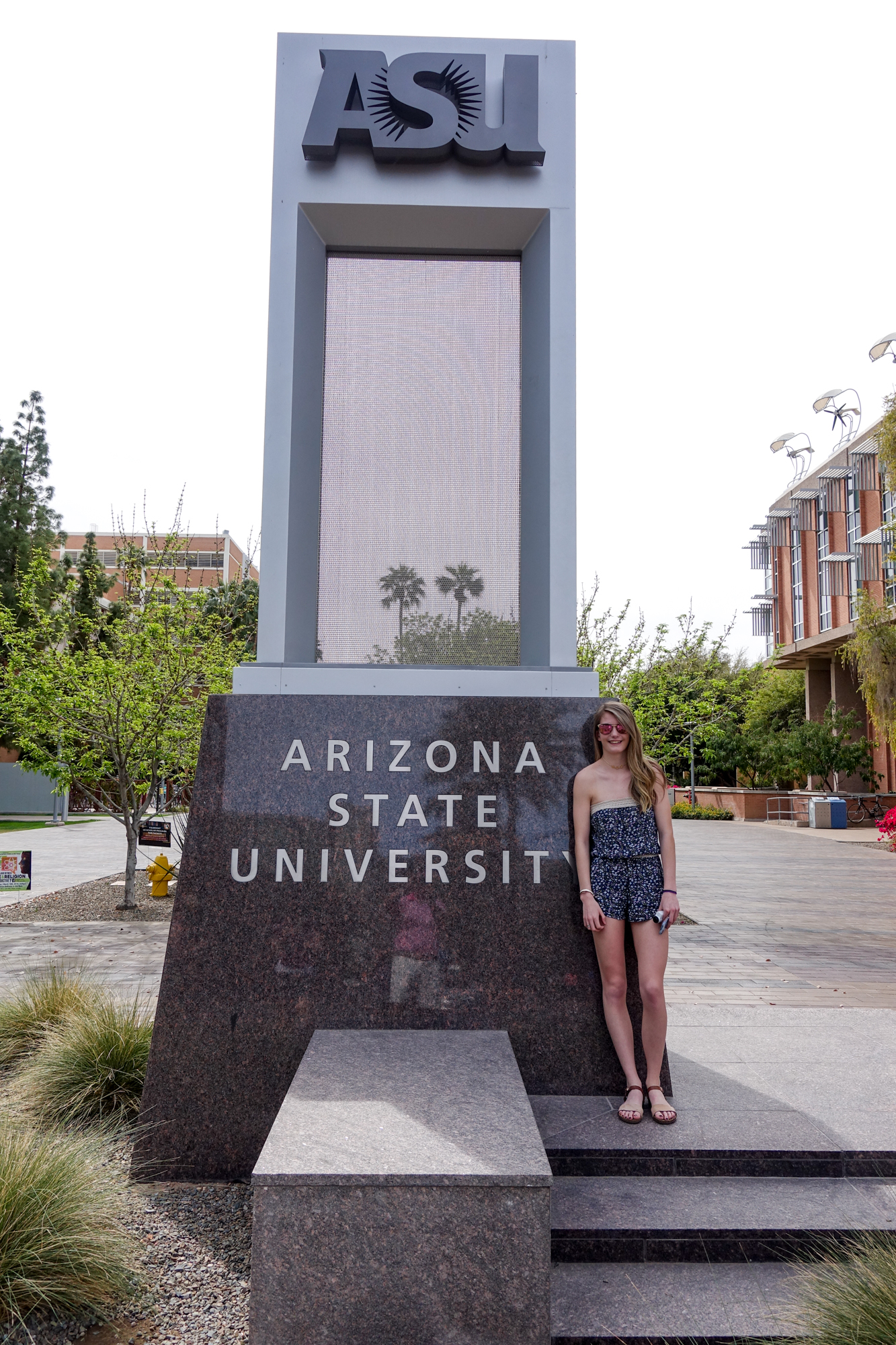 This is me at Arizona State University