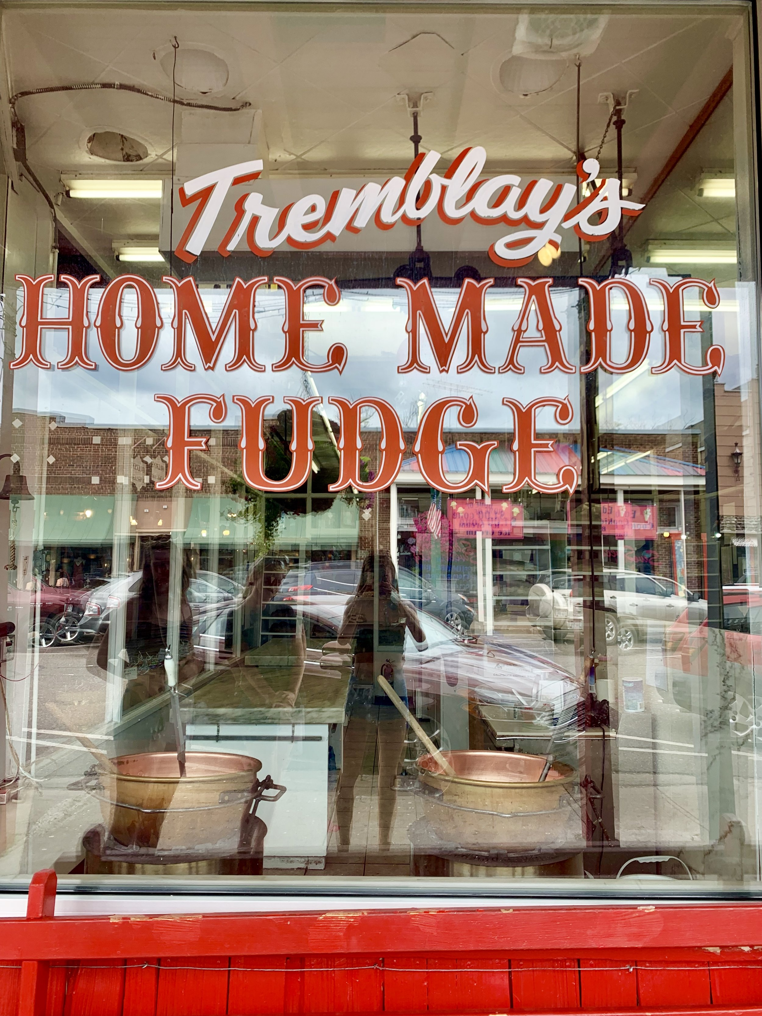 Tremblay's Candy Store - Main Street