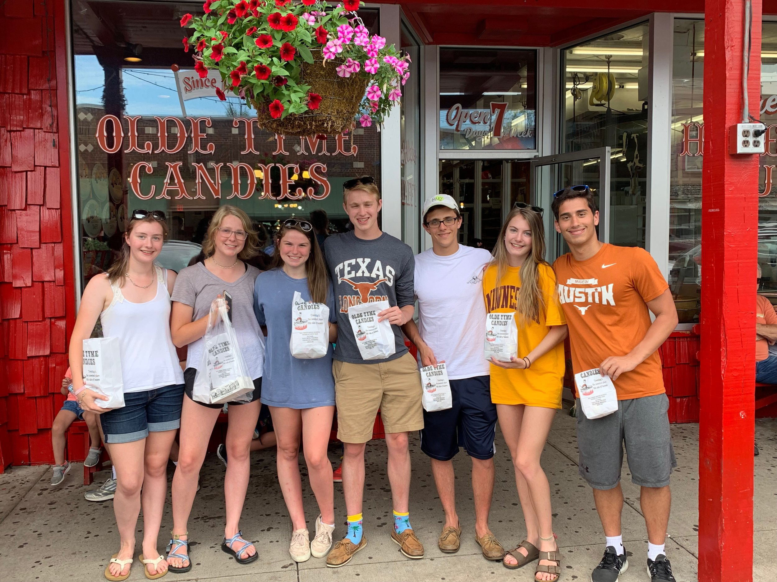 Earlier this summer I brought some friends from Texas to Hayward and we visited Tremblay's -