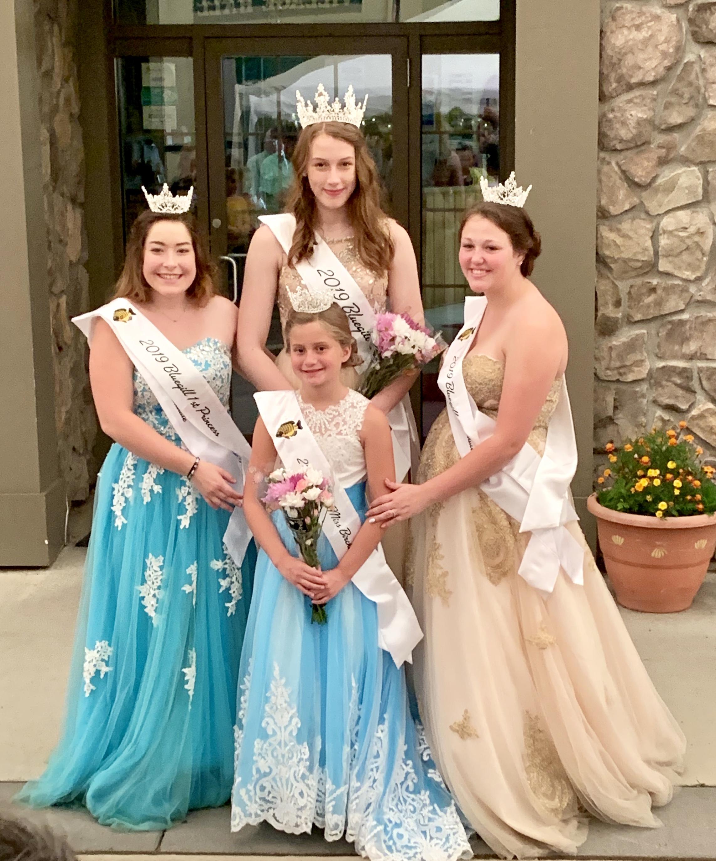 Miss Bluegill Pageant -