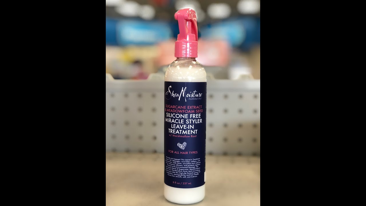 These are one of my favorite products for refreshing my curls, you can add water and then spray or just apply directly to the hair, and smooth with fingers. This product leaves hair super shiny and soft with weighing the hair down.