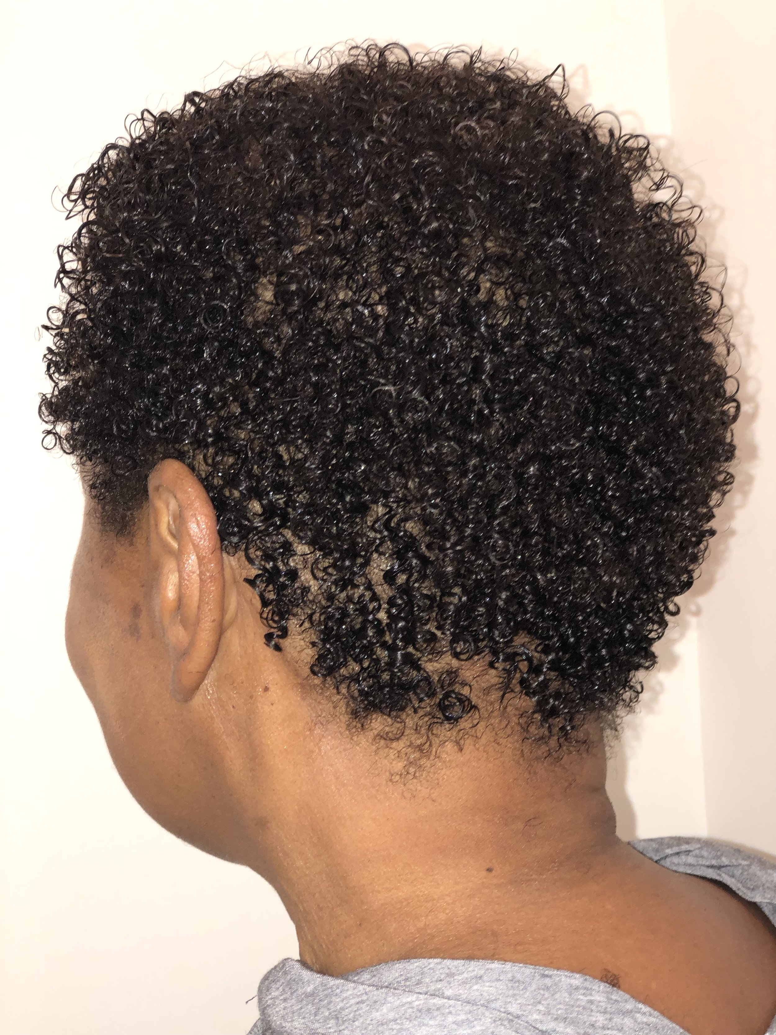 4b hair texture