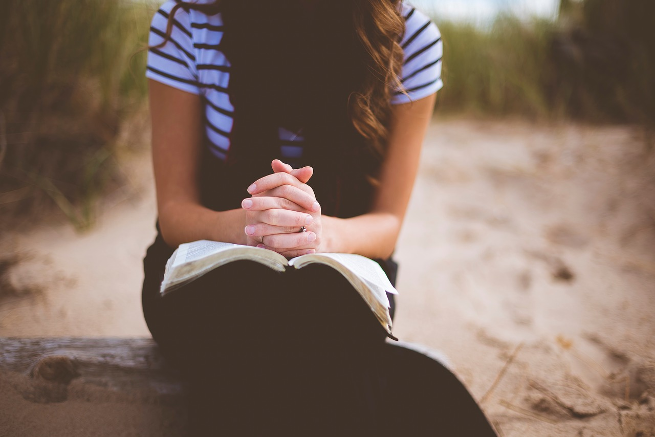 Reading the Bible as an example of self-care for Christian moms