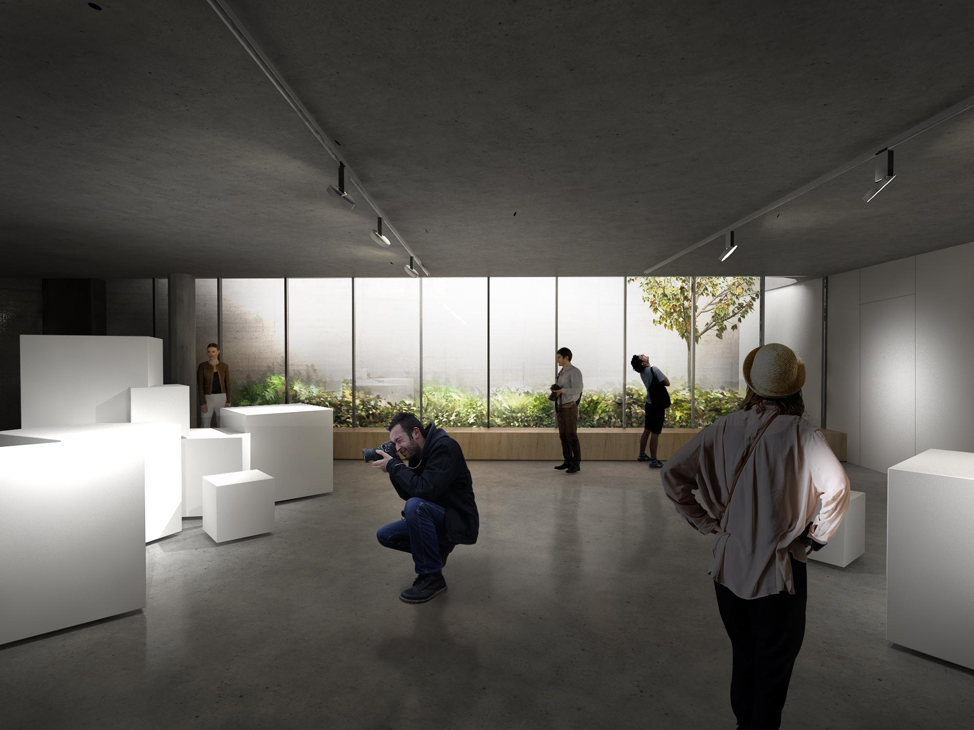 Sala subterranea