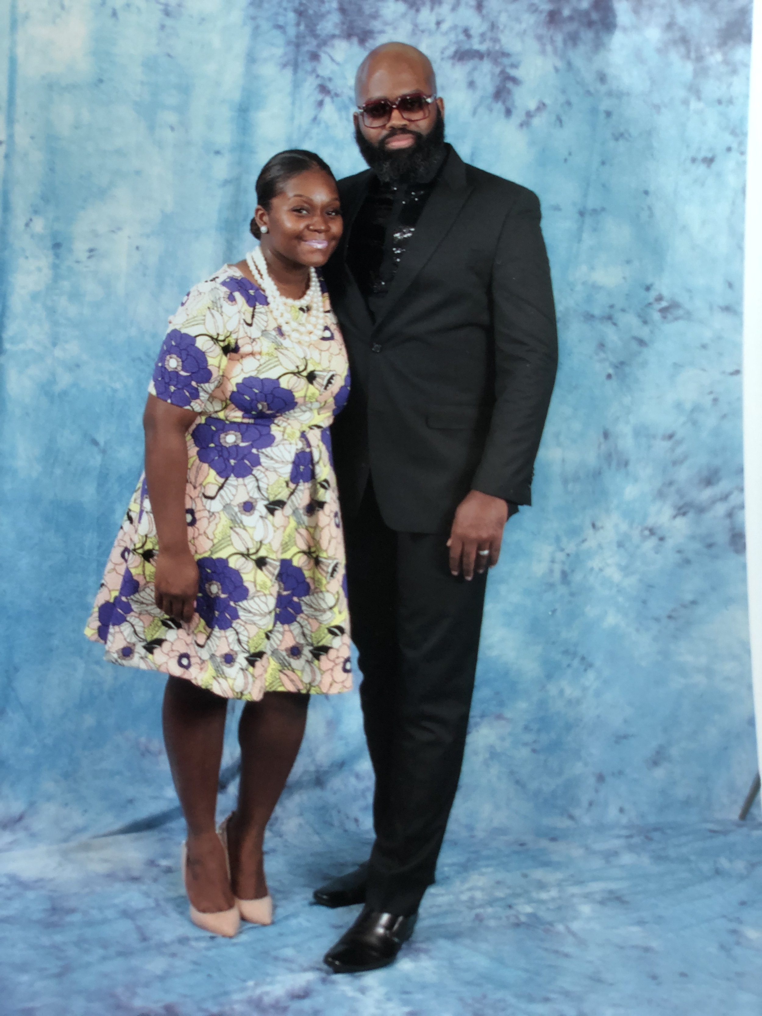 Wife Pearls…Meet My Covering! - Nettae has been with S'ken for over 10 years. We've courted for five