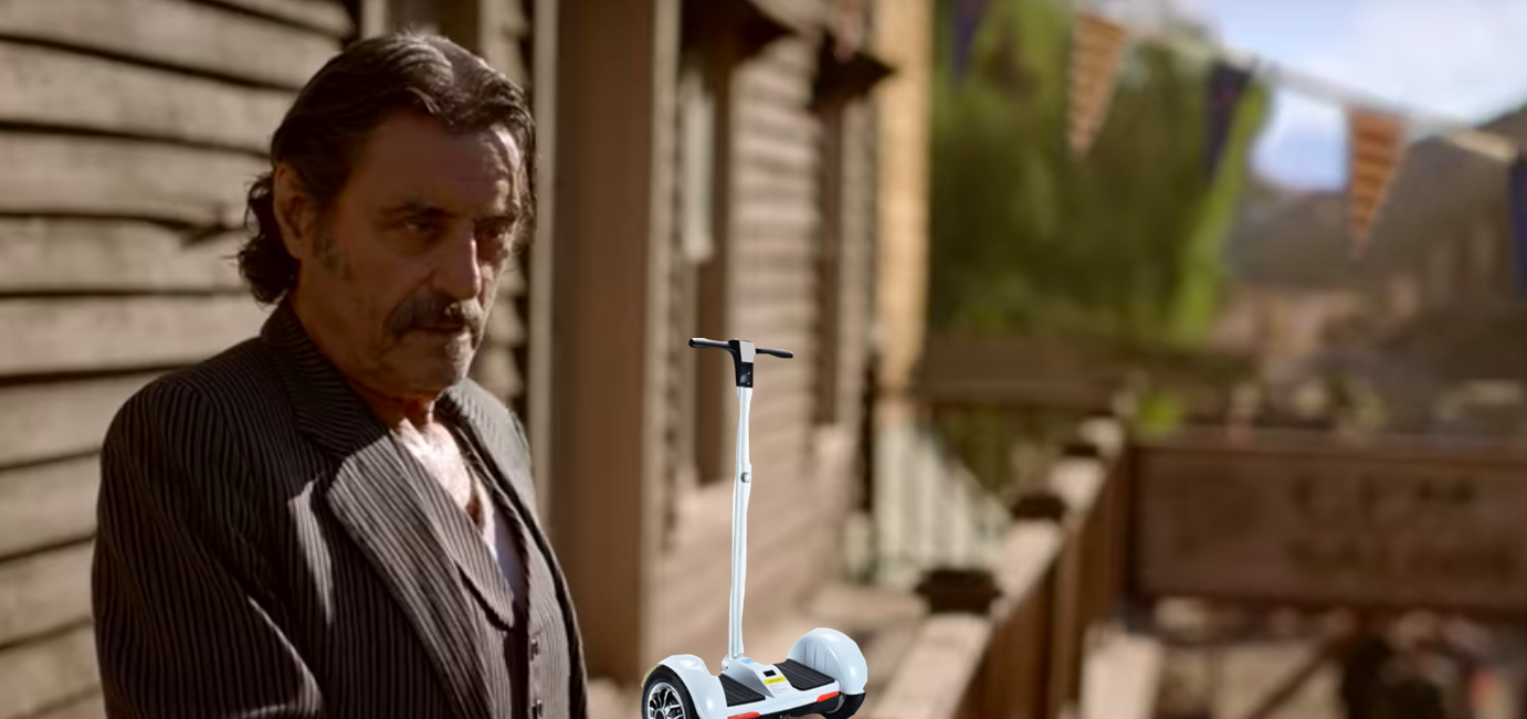 Al Swearengen's mobility prospects will soon be improved.