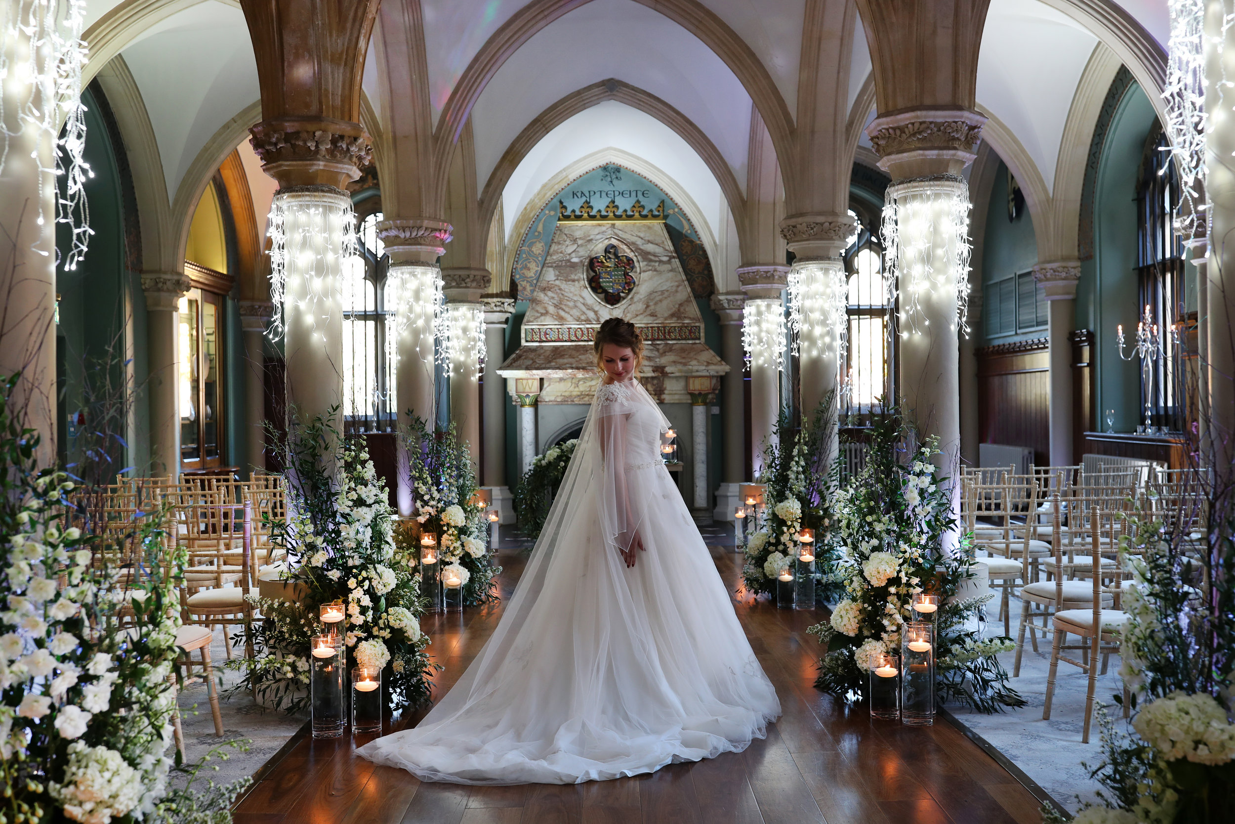 Be Unveiled Photography - Dress by BRIDE by Aster - Decor by Flowers by Elaine
