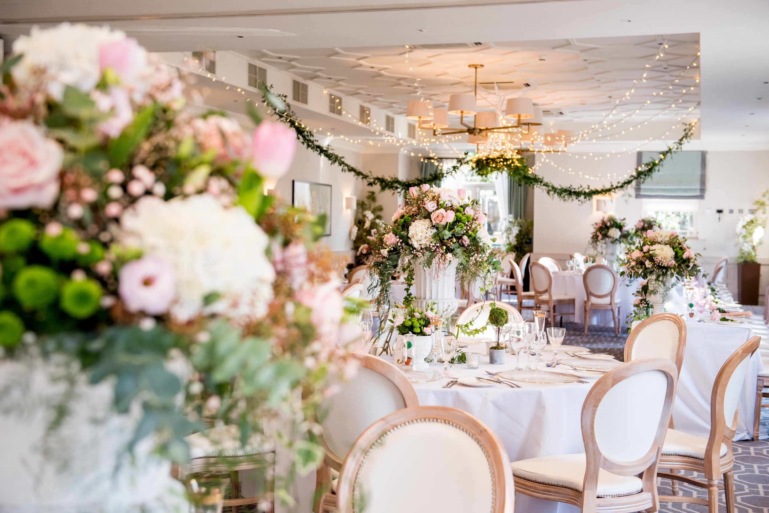 Hayley Bray Photography - Evelyn Suite at Wotton House Hotel