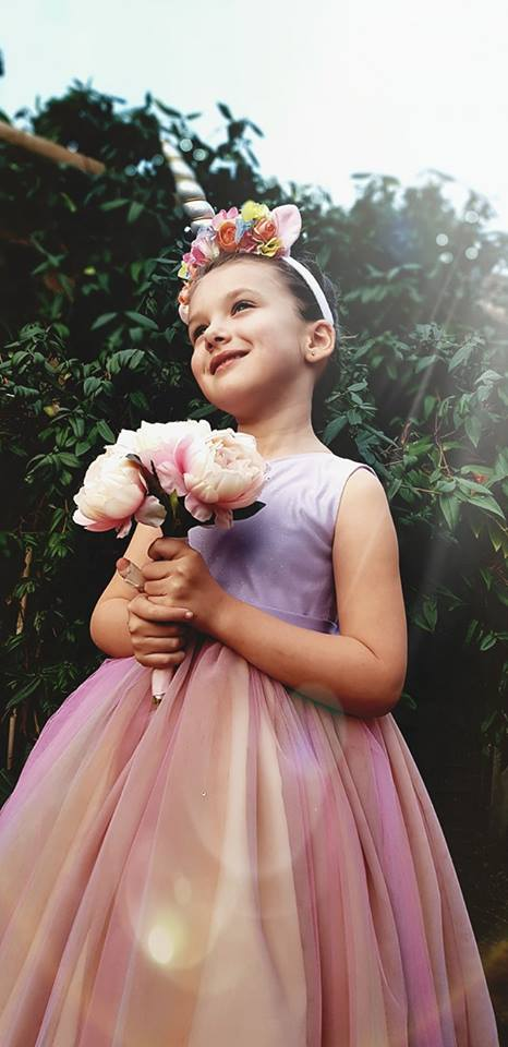 April 3rd - Our flower girl dresses have gone crazy this summer! Bespoke made to order, completely colour customisable, they are the best option for your little ones!