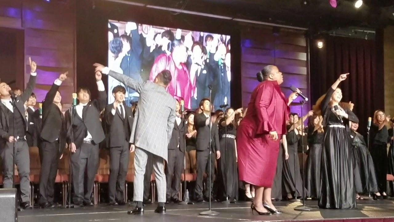Gospel Choir of Tokyo at FCBC