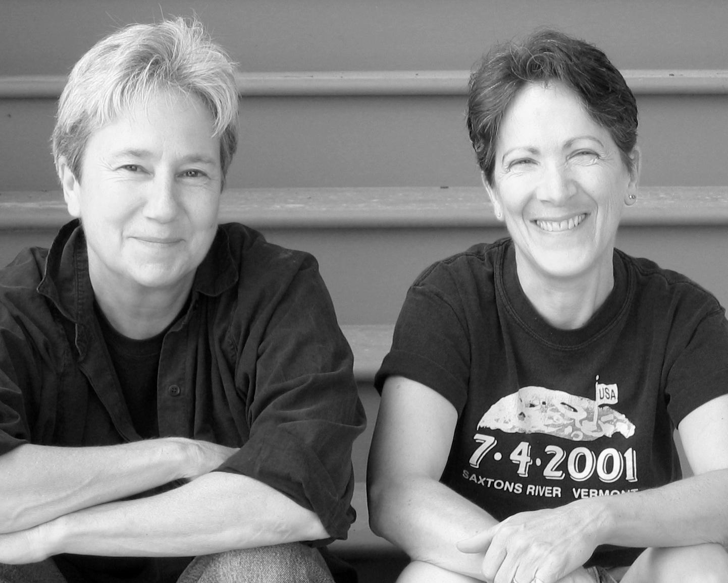 Meg Lucas & Barbi Schreiber