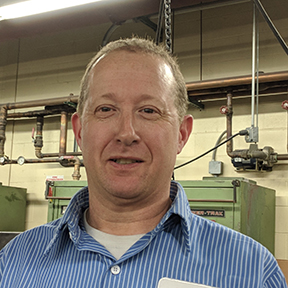 Mark Voronoff - Smelting Department