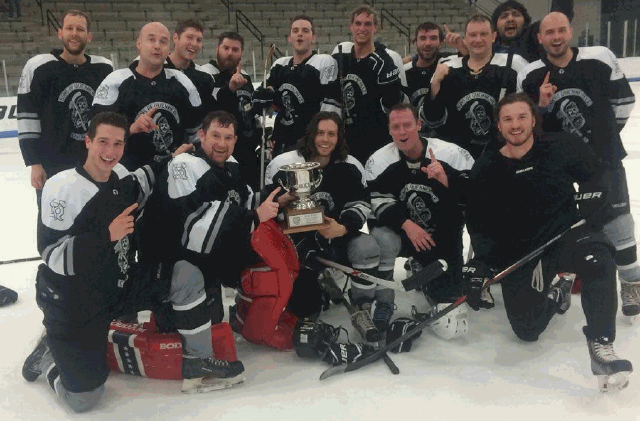 Champions- The Sons of Quenneville