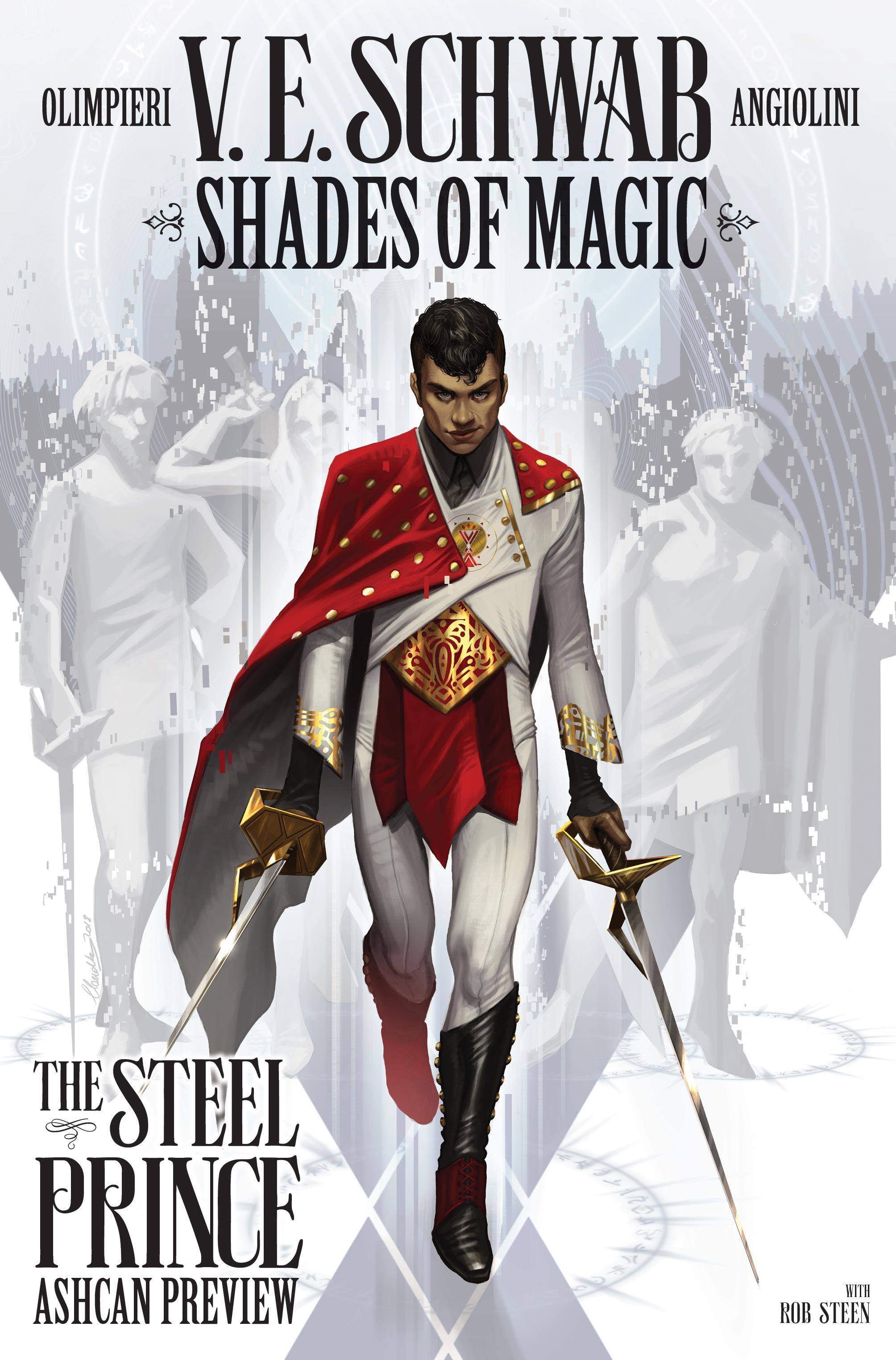 Shades of Magic The Steel Prince Ashcan.jpg