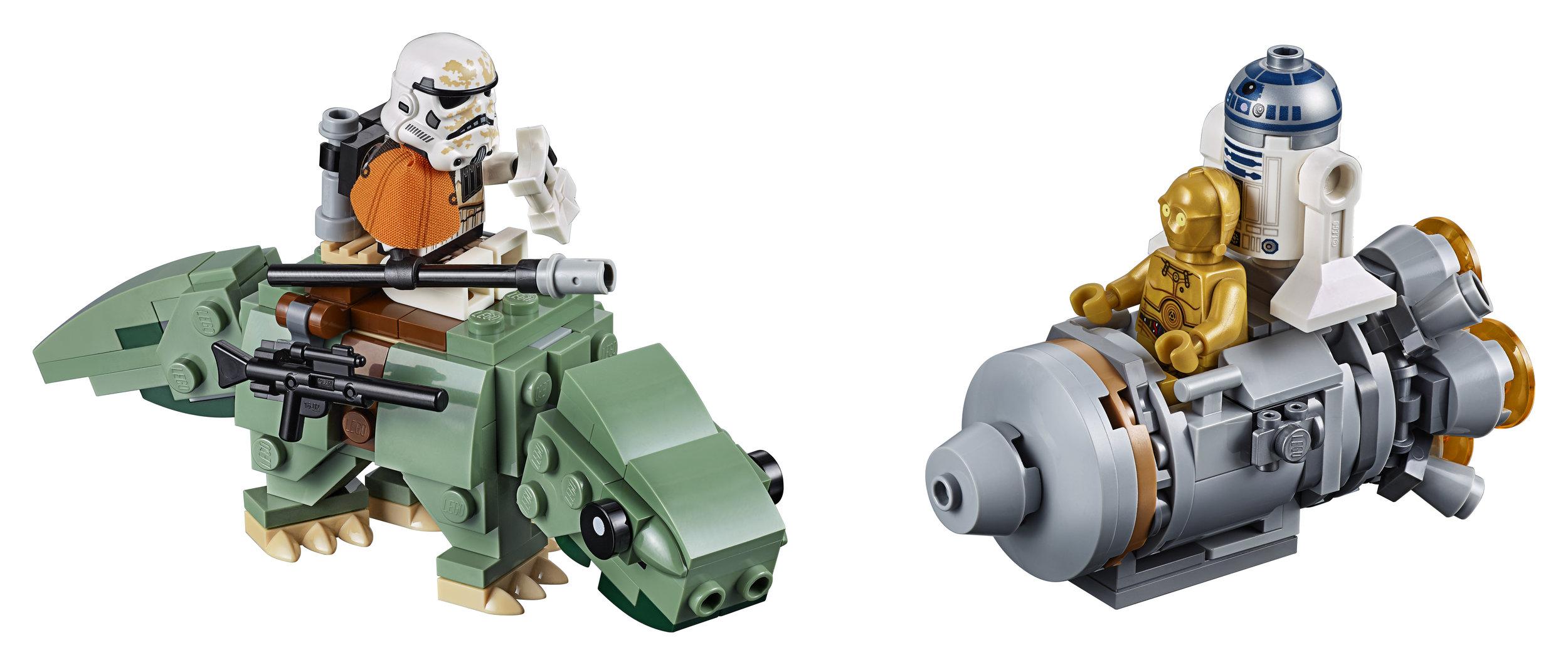 75228 Star Wars Escape Pod vs. Dewback™ Microfighters .jpg