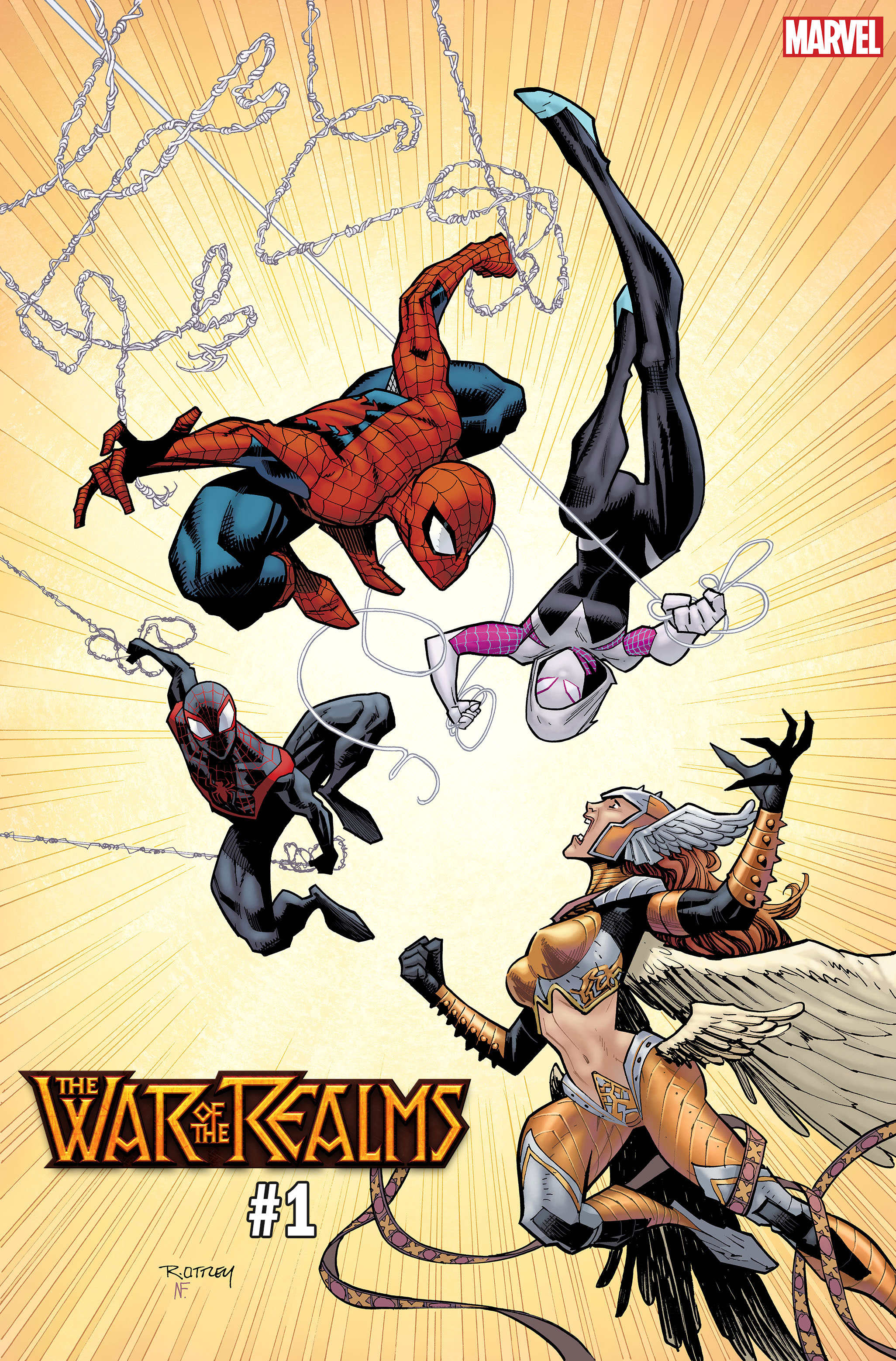 """""""War of the Realms #1"""" variant"""