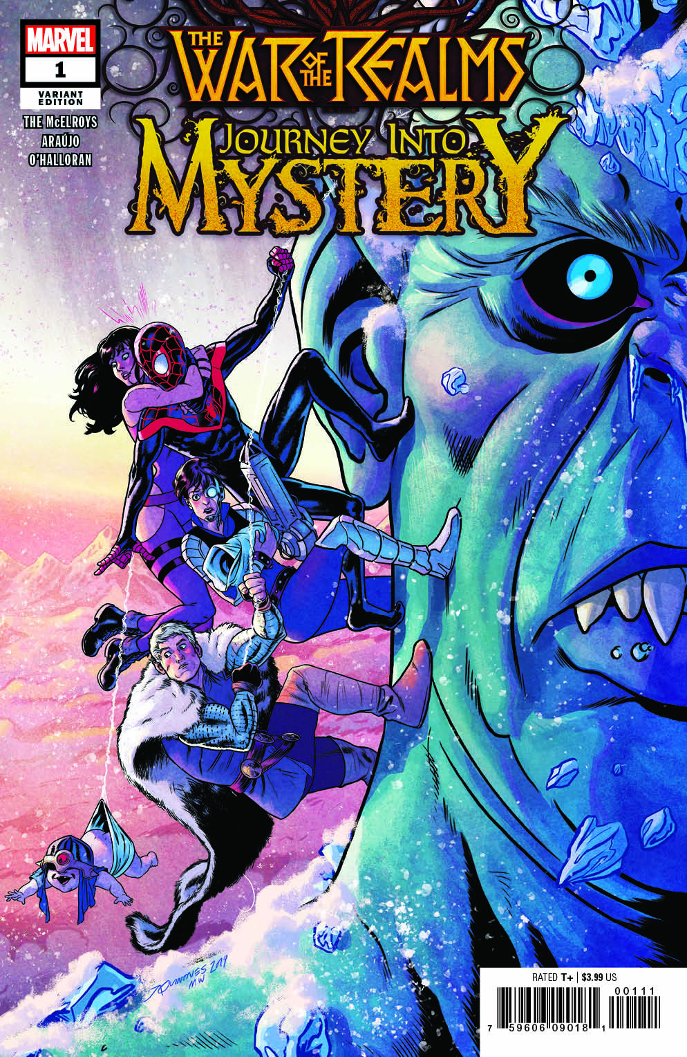 War of the Realms: Journey Into Mystery #1