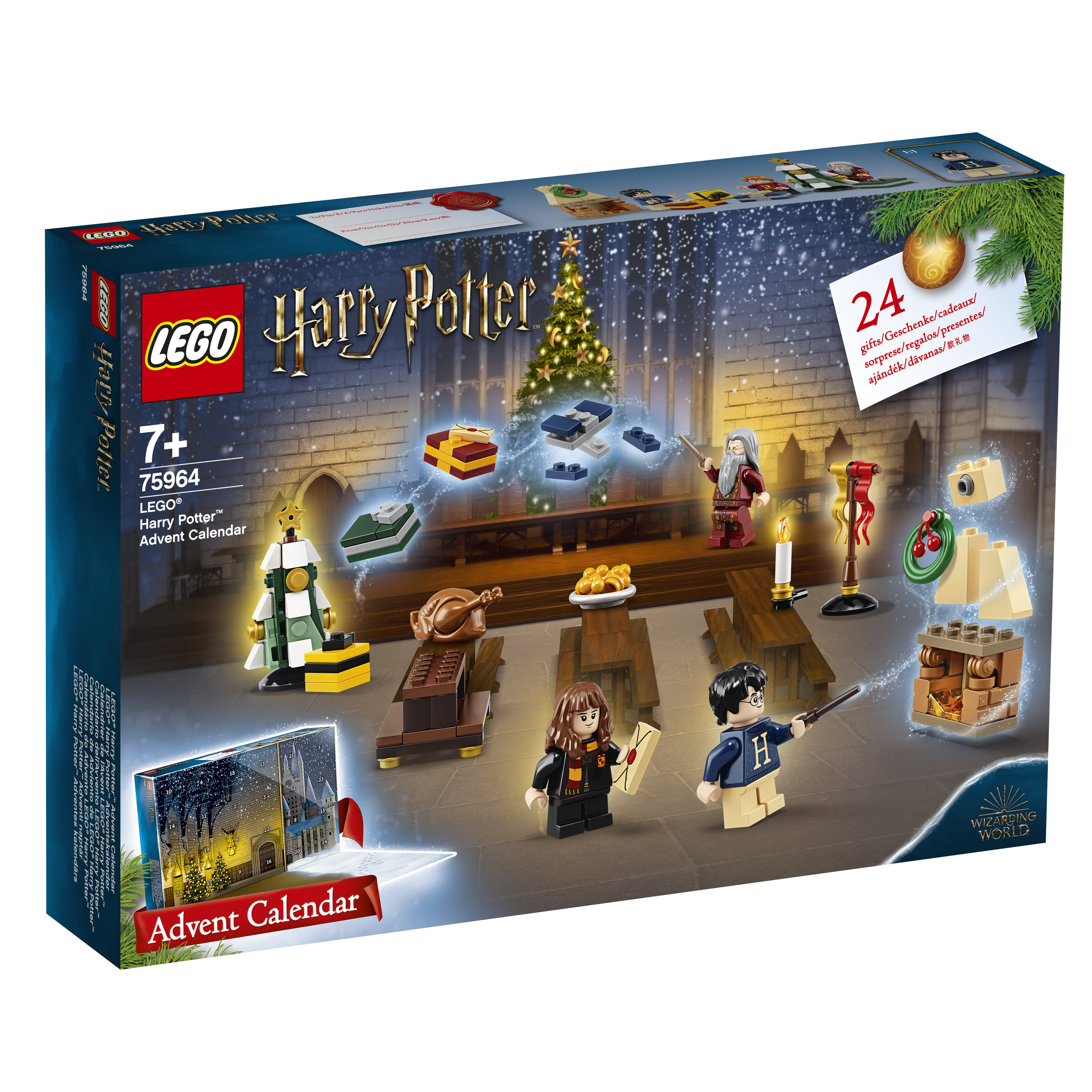 Hippogriffs Dragons And Dementors Galore In New Lego Harry