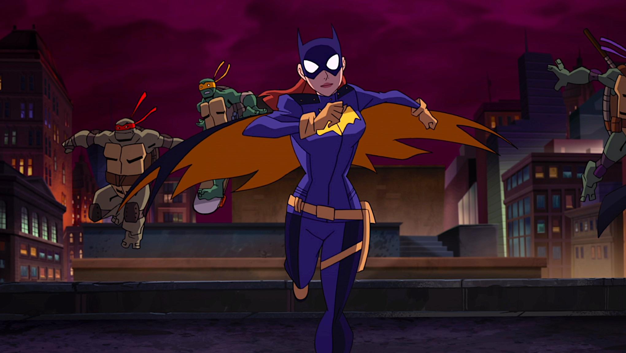 Batman-TMNT Batgirl rooftop.jpeg