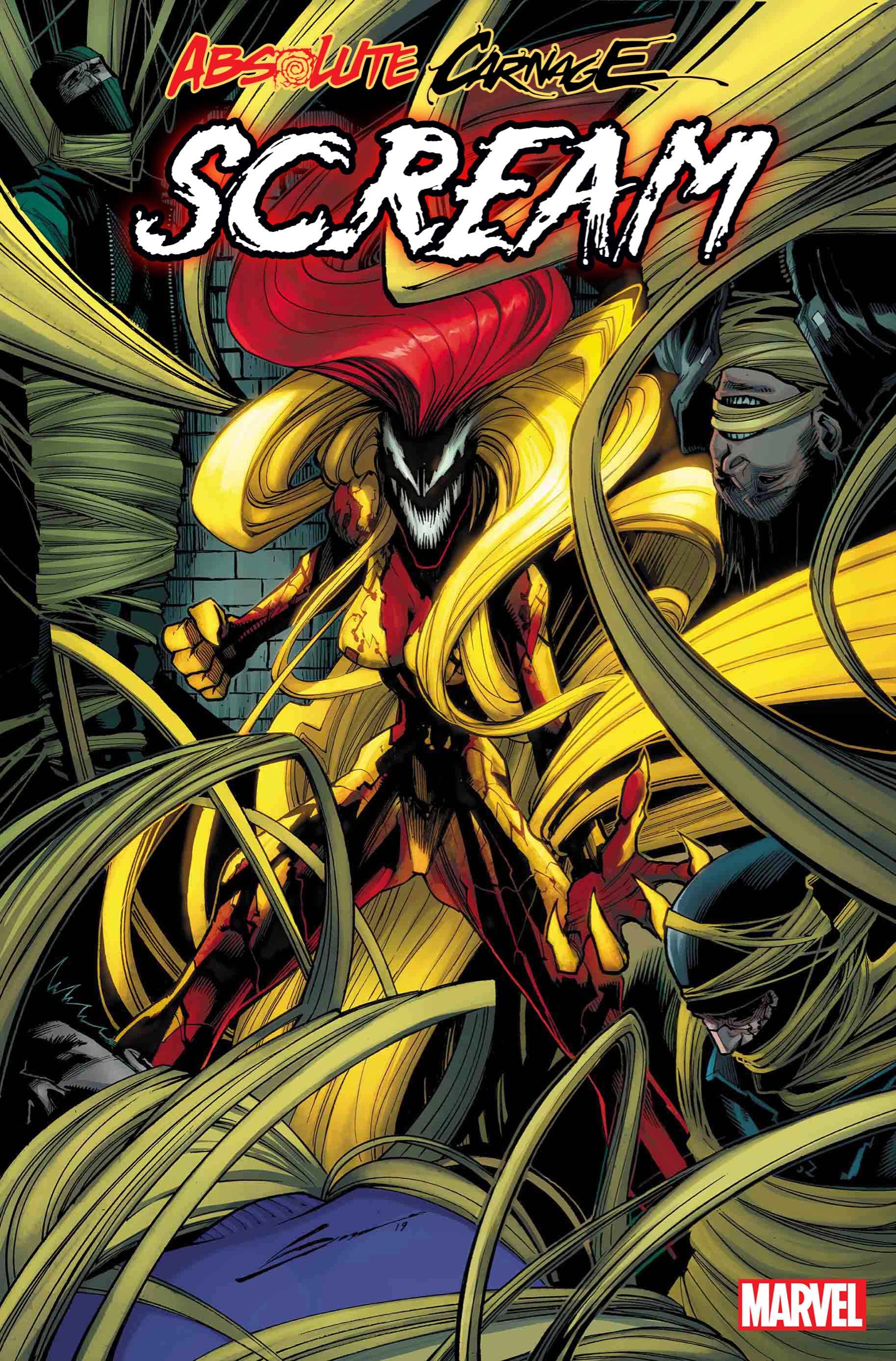 Absolute Carnage: Scream