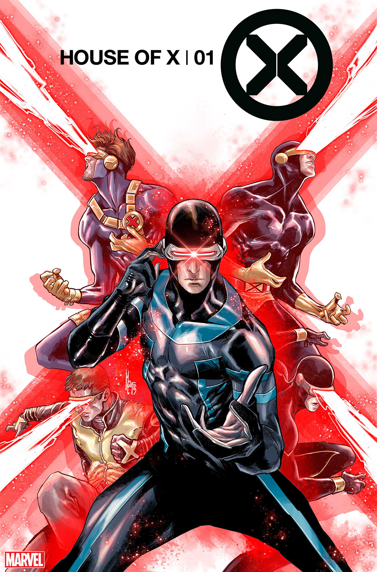 House of X #1 variant