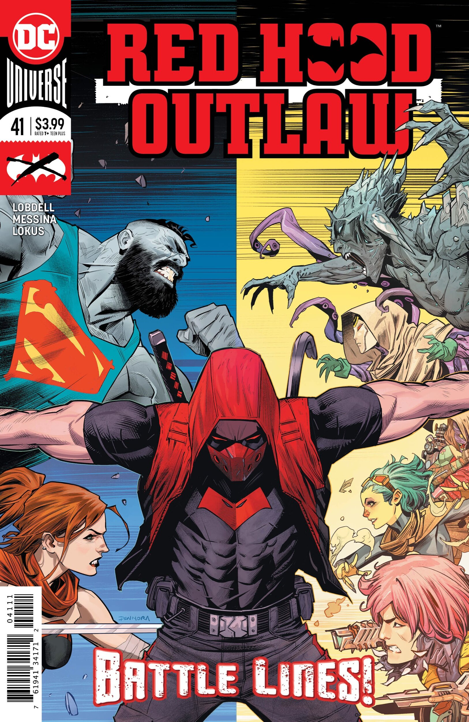 Exclusive Preview Red Hood Outlaw 41 Comics Now