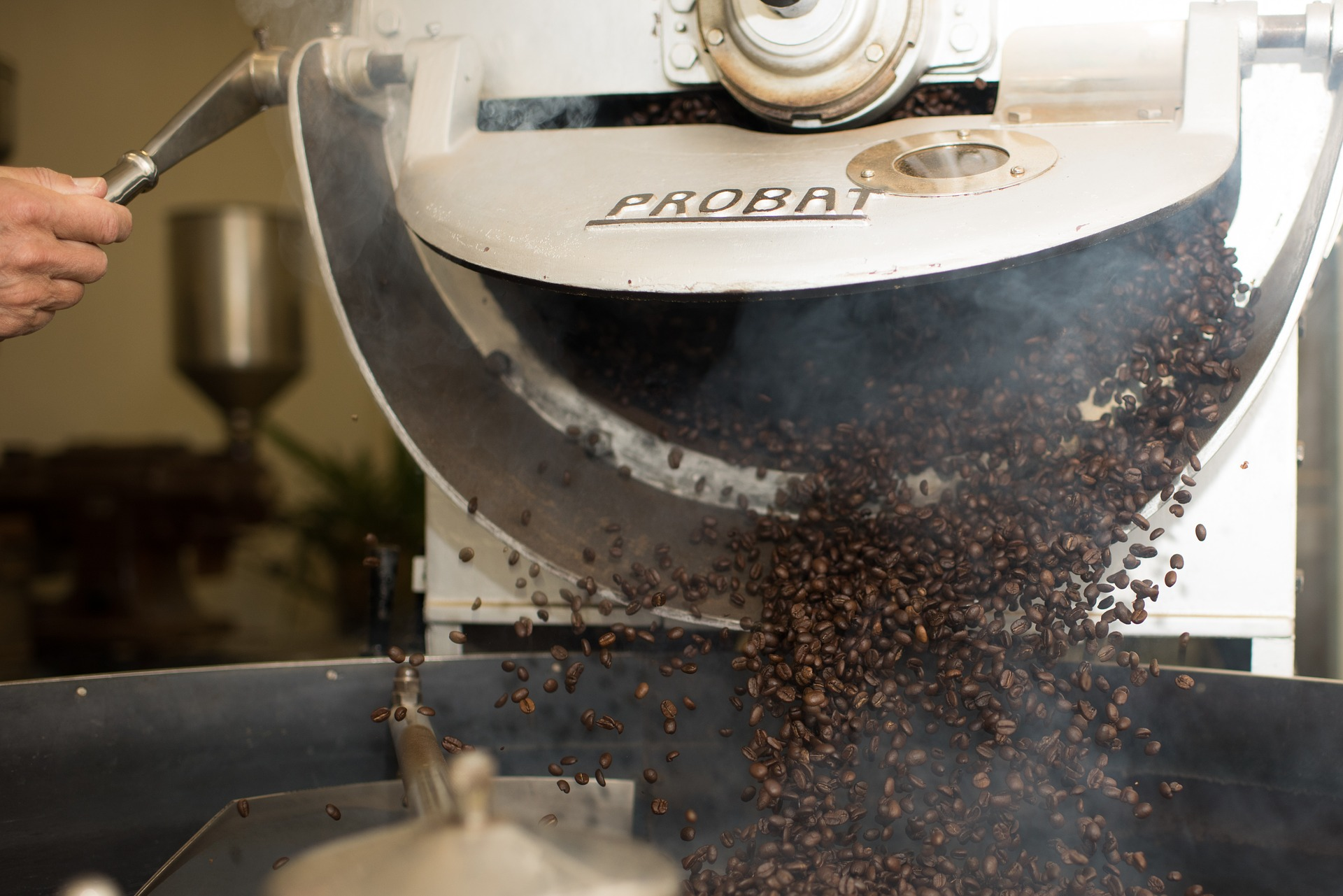 Probast coffee roaster