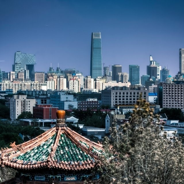 Old Beijing in 21st Century Globalized China -