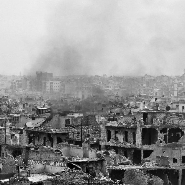 An Unfamiliar Home - Aleppo and the plight of its people