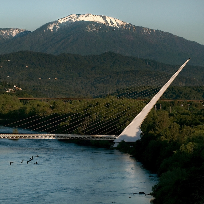 Aspiration and Isolation - Redding California's attempt at a Bilbao Effect