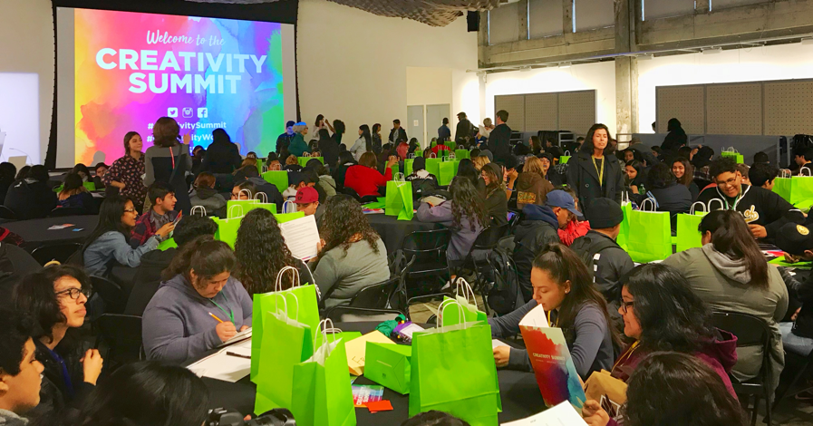 LA Youth Creativity Summit