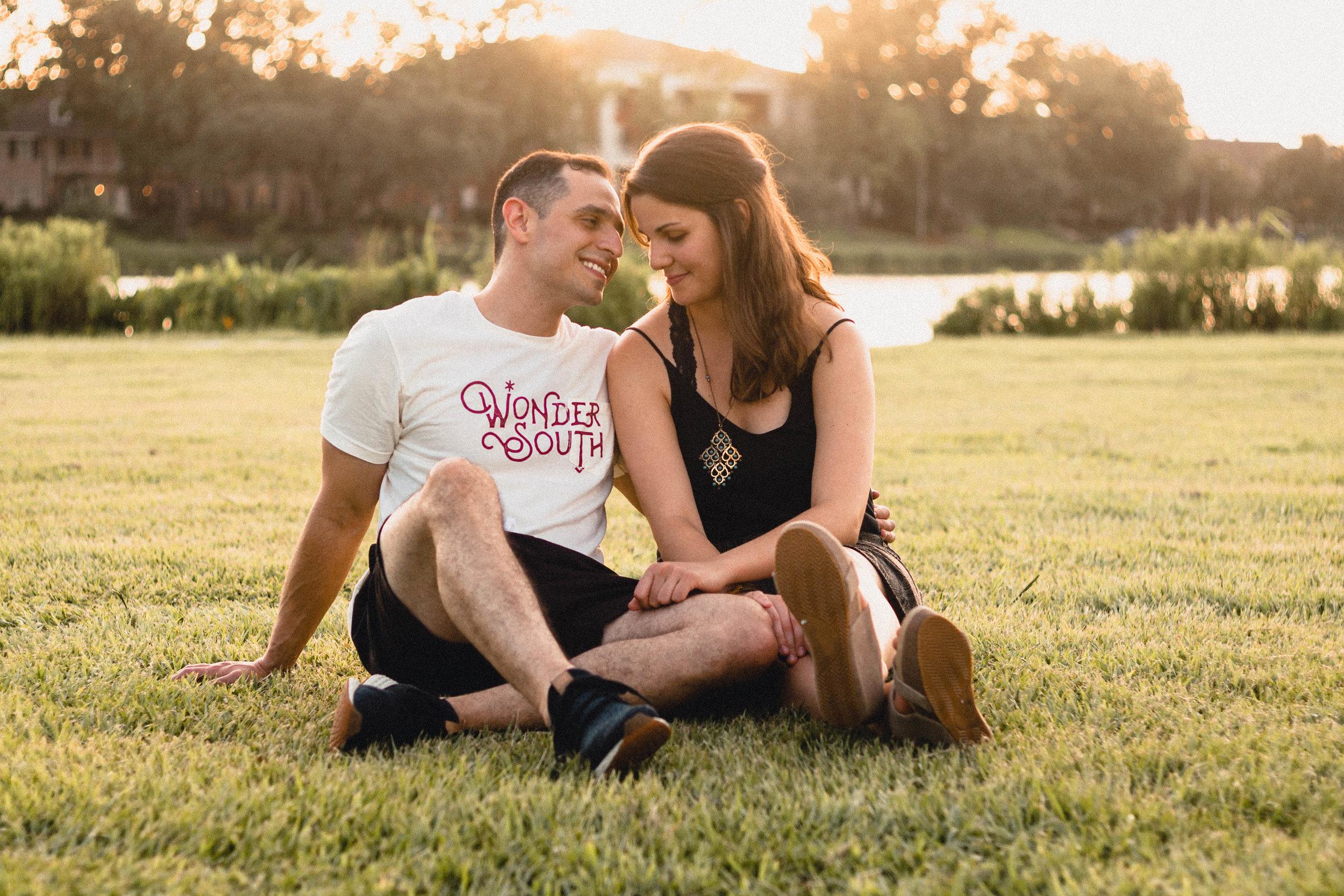 ellie&phillip_ baton rouge couples shoot
